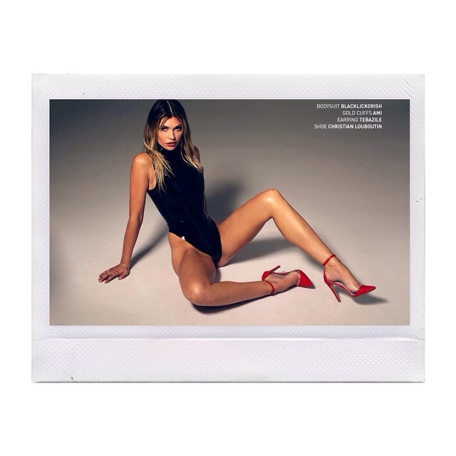 TUESDAY OBSESSION: @SAMANTHAHOOPES_ #ELITENYC #SAMANTHAHOOPES #SUPERMODEL