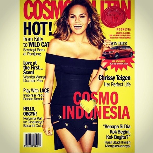 Whoa this is awesome @cosmo #INDO!