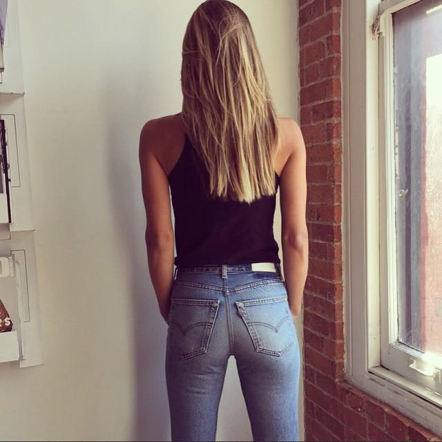 truly love my #shopredone jeans #redone @shopredone #denim #jeans #fashion #style #ilovemydenim