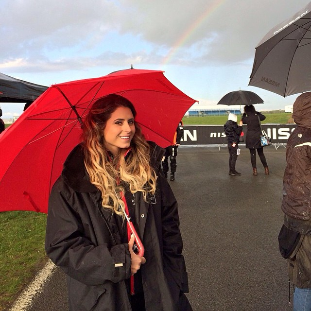 On to the next challenge, rain or shine #GTAcademy #Nissan #SpikeTV