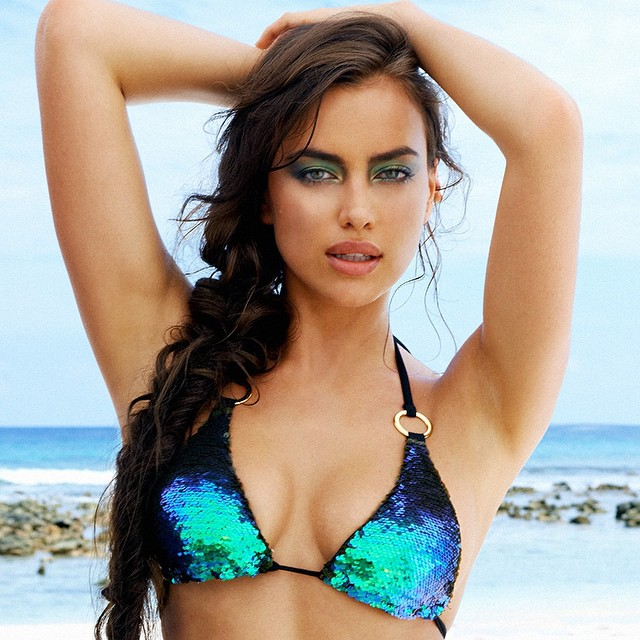 #WCW @irinashayk | Mermaid Bikini few sizes left #beachbunny