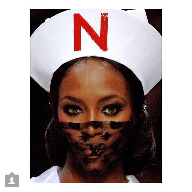 #lLetmetakecareofyou #NurseNaomi #MarcJacobs @louisvuitton #RichardPrince