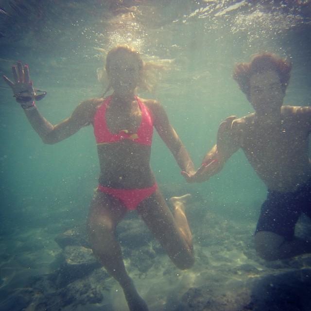 Snorkeling!