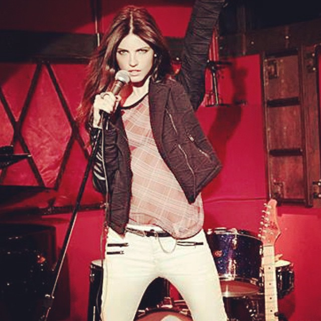 New #Macy's always wanted to be a rockstar in the end