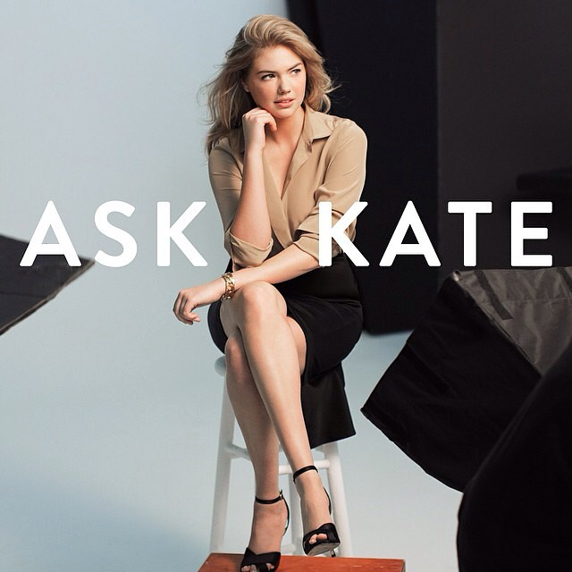 Have a question about Confidence and Beauty? Ask one, tag it @BobbiBrown and use #askkate and I might answer it next week! #regram #instachat #askkate