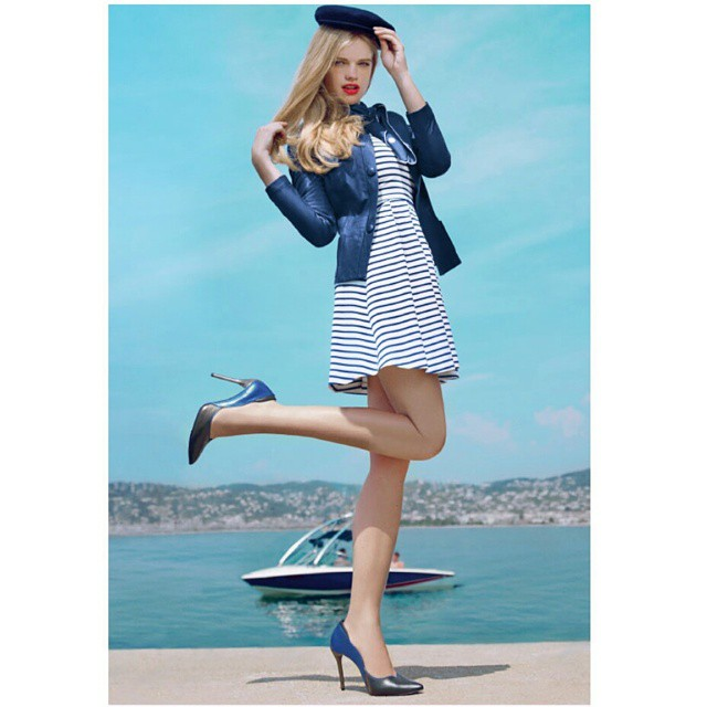 San Marina shoes shot in the south of France! #sanmarina