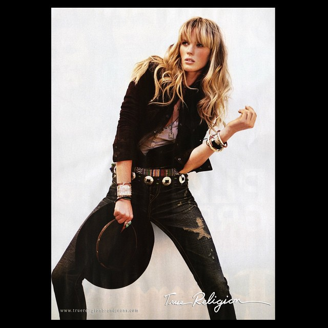 #TBT for my @truereligion campaign shot by @ninomunoz