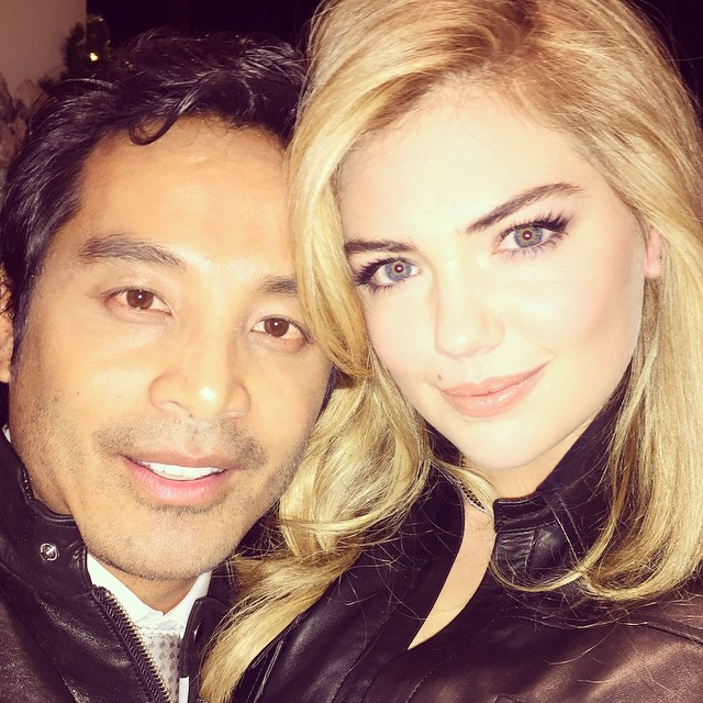Congrats to my #bff @kateupton named #sexiestWomanAlive by @peoplemag #PEOPLEMagazineAwards