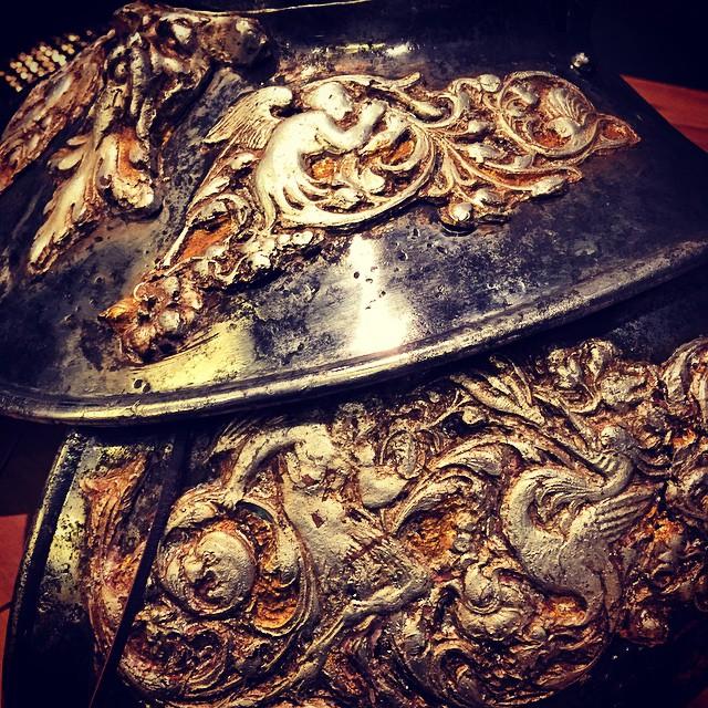 Handmade armor for a goddess #Athenaisback #GOW
