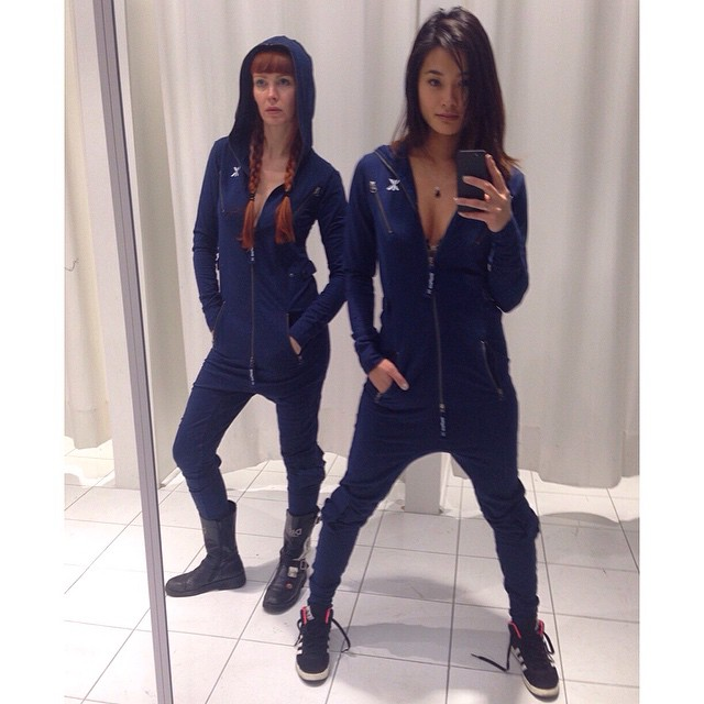 Got our new ninja onesie hotsuits ready where's the party at NYC?! #OnePieceNyc
