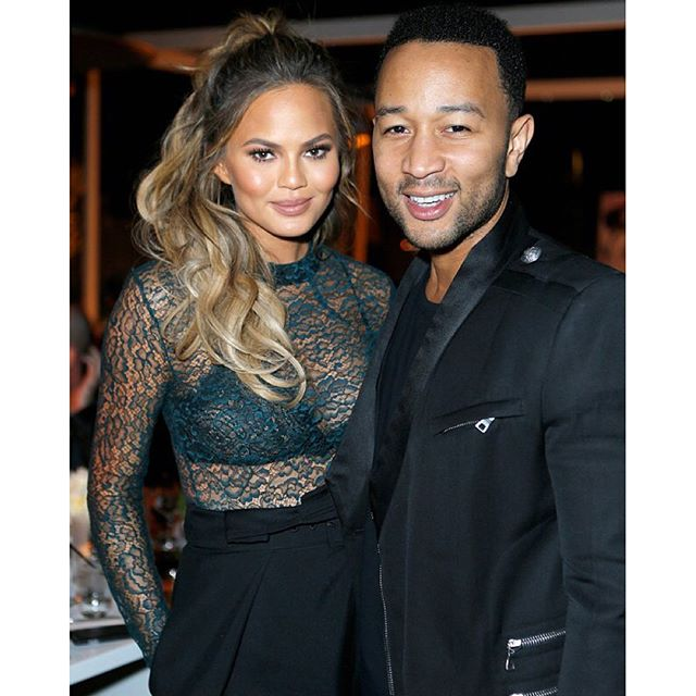 9 time Grammy award winner john legend came out to celebrate @jenatkinhair's #iconaward #icon #award @jenatkinhair