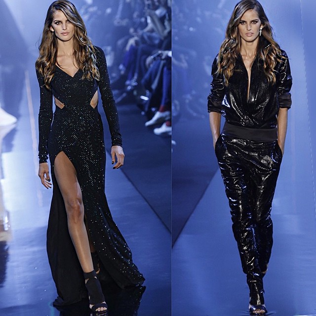 Paris Haute Couture @alexandrevauthier Fashion show! Desfile Alta-Costura de Paris @alexandrevauthier #paris #pfw15 #couture #runway #lastnight #cool #sexy #ootd