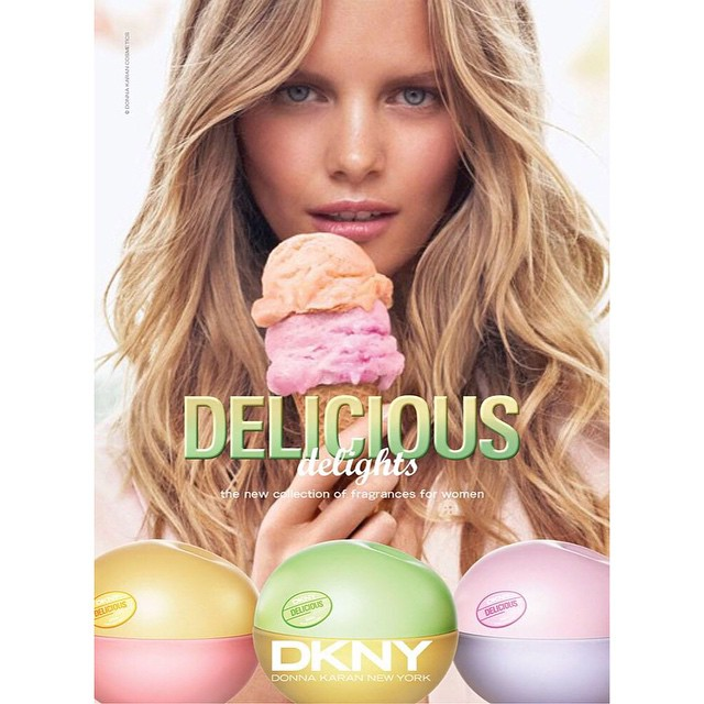 Delicious delights by @dkny shot by @lachlanbailey #bedelicious