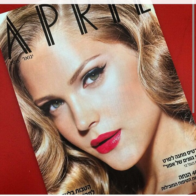 Happy January @aprilcosmetics