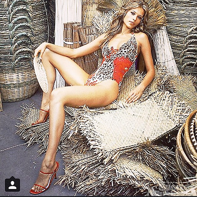 #throubackthursday from #sportsillustrated #swimsuite #photoshoot. Just chilling on @si_swimsuit trip