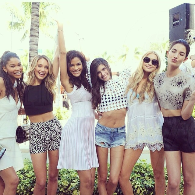 Girls, Girls, Girls @si_swimsuit #TB