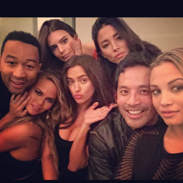 We love you @mj_day @chrissyteigen @irinashayk @rose_bertram @emrata @iamjessicagomes @johnlegend @si_swimsuit