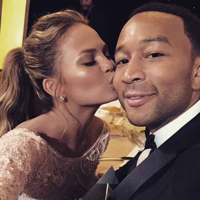 Good luck tonight @johnlegend!!