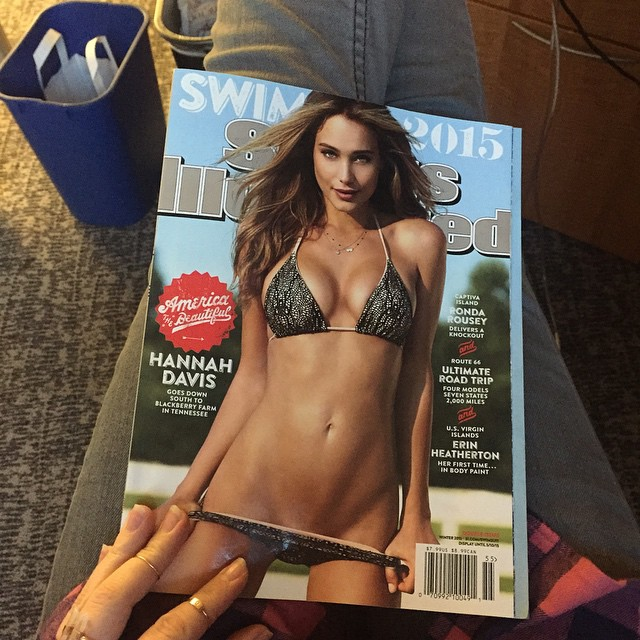 Looky what I haaaaavvvvveeeeeeee #siswim #feb9