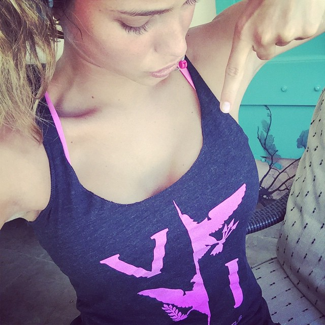 Thanks to my girl @dimesandnickles I can rep the Virgin Islands!! Love you! #VI #stthomas