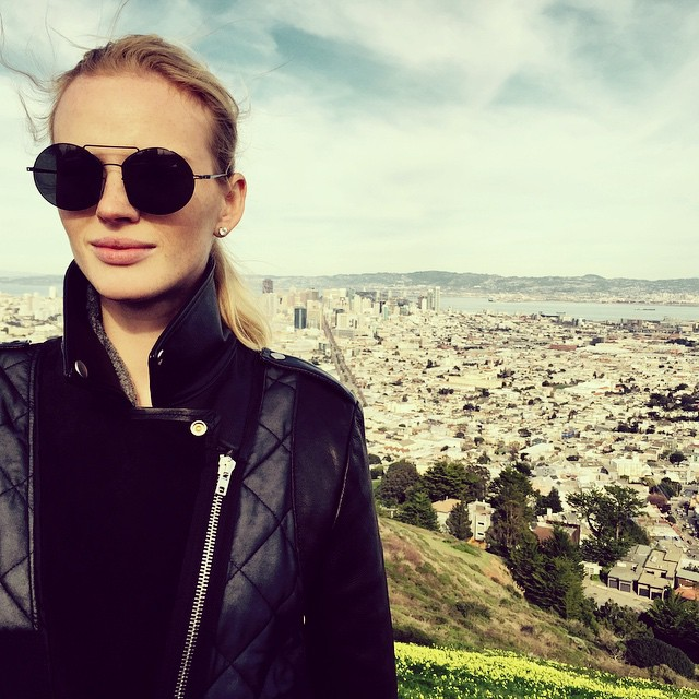 Sunday twin peaks SF