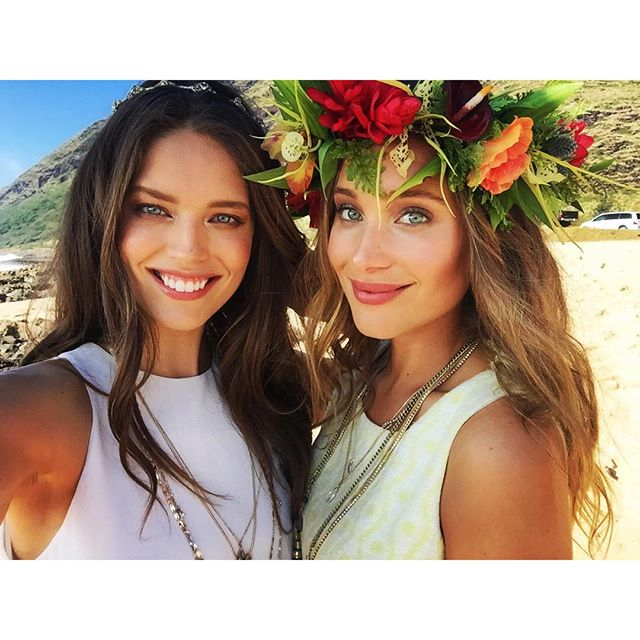 Shooting in Hawaii with this island beauty queen @hanni_davis #liverpool @liverpool_mexico #fashionfest