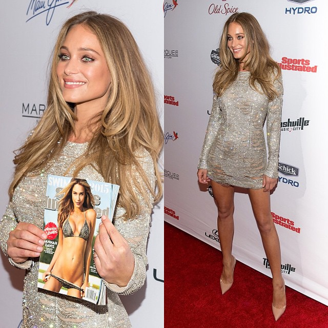 Thank you everyone who made last night's @si_swimsuit launch so incredible! #SISwim