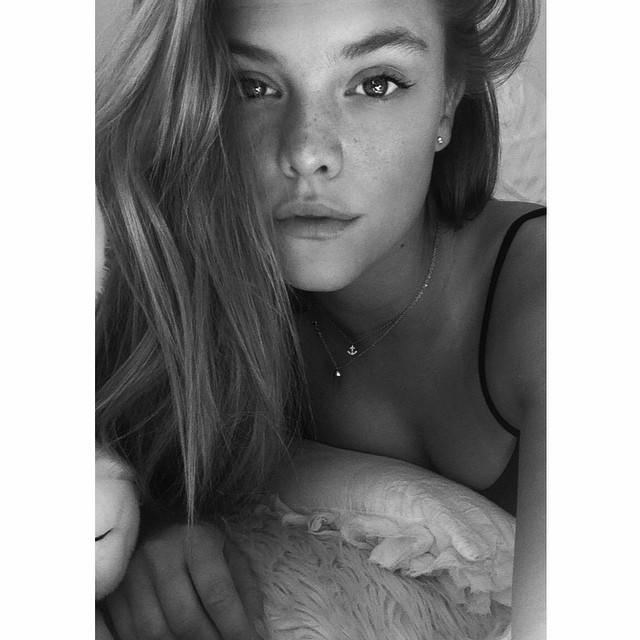 Nina Agdal :: @ninaagdal/Instagram