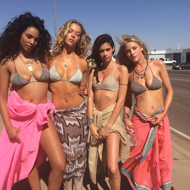 These Beauties! #route66 #tbt