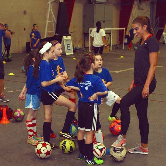 Believe it or not, they were the ones teaching me moves. #girlsgotgame