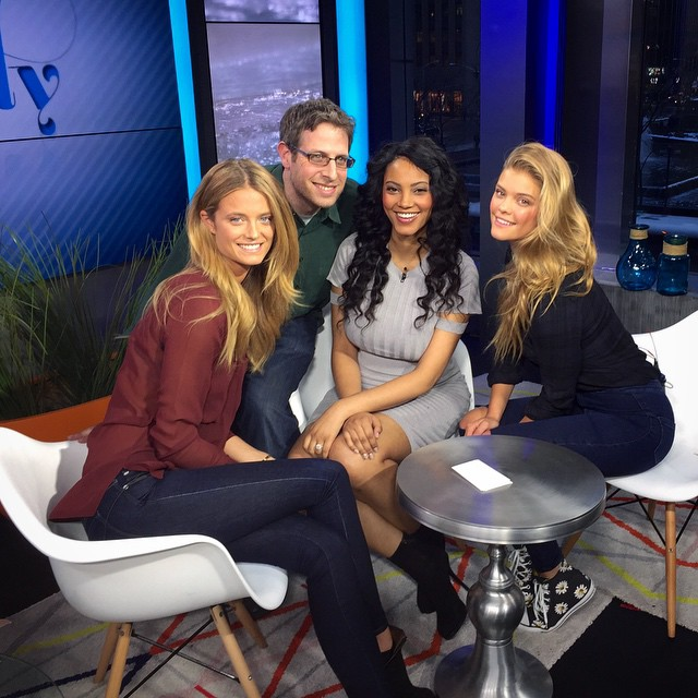 WATCH NOW: #Siswim Unfiltered starring @katelynnebock, @1arielmeredith & @ninaagdal http://on.si.com/1NkOr1E