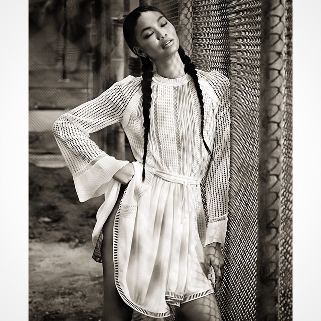 New work with @chaneliman special thanks to @tiffanyfrasersteele @cynsobek @everybodylovesliz and @riadazar9 #miami