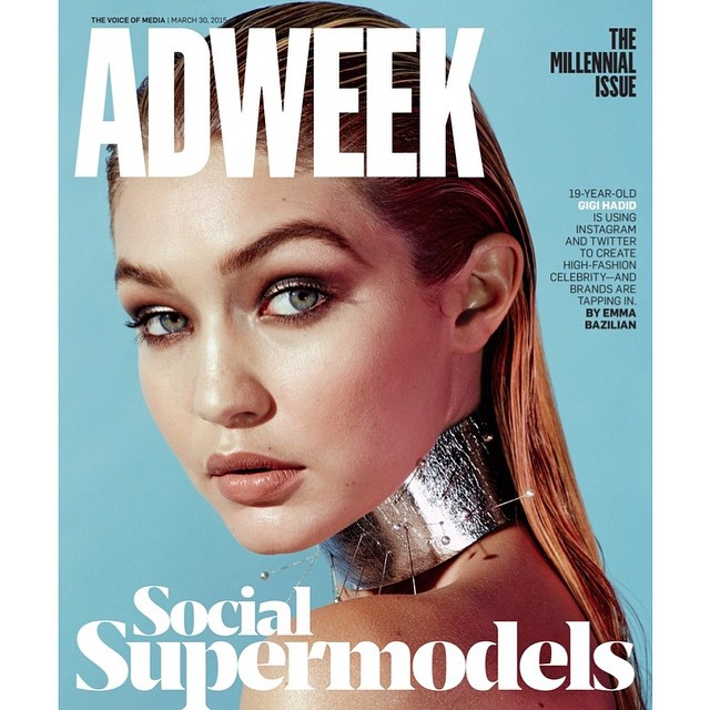 Covering @ADWEEK to talk a business side of things...