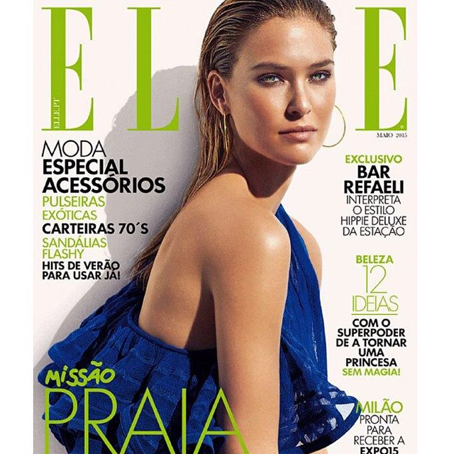 ELLE Portugal May 2015