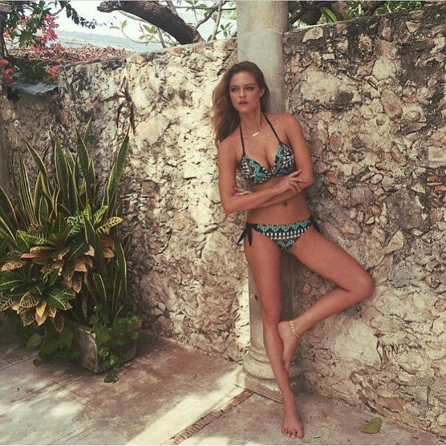 TS for @skyeswimwear with @donatphoto @ladyrdot @jesslablanche #Mexico