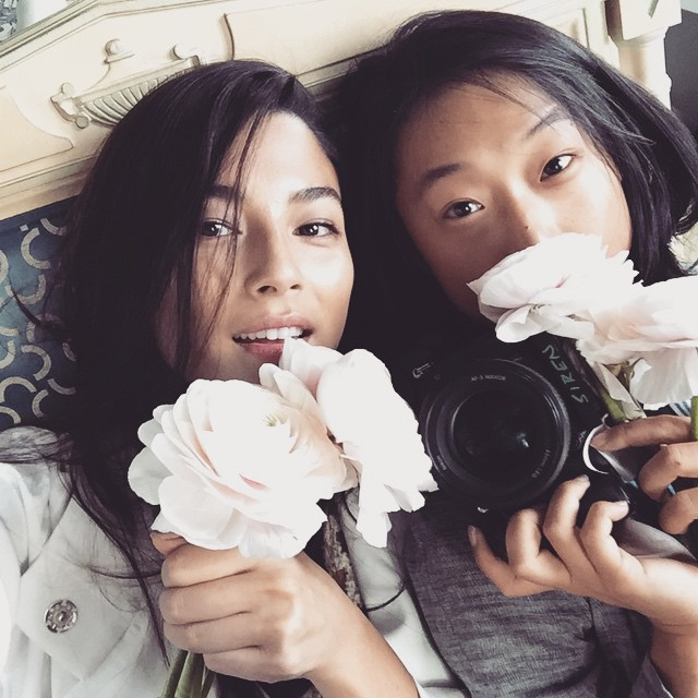 HAPPY BIRTHDAY to my soul sister @margaret__zhang! You deserve an eternity of Roses! LO