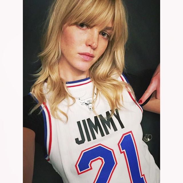 Let's go Bulls!!!!! @chicagobulls @jimmybutler #nbaplayoffs #21