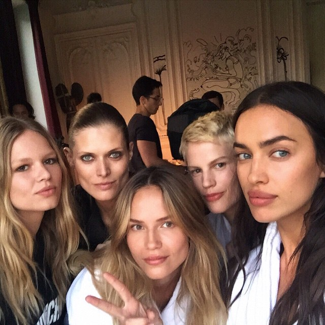 Get ready for the hottest Secret Project.. @mertalas @macpiggott Coming soon w @annaewers @malgosiabela @natashapoly @saskiadebrauw