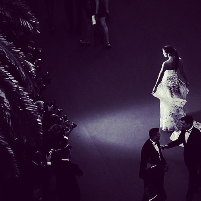 Cannes, you are something special. Thank for you for day one