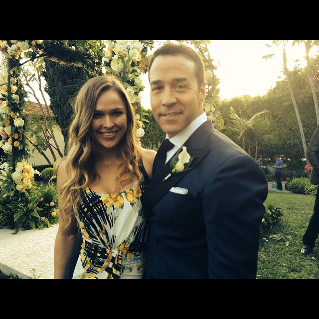 #WhenWasThatWednesday On set with @howulivinjpiven aka Ari Gold on set of @entouragemovie - Out in theaters today!!
