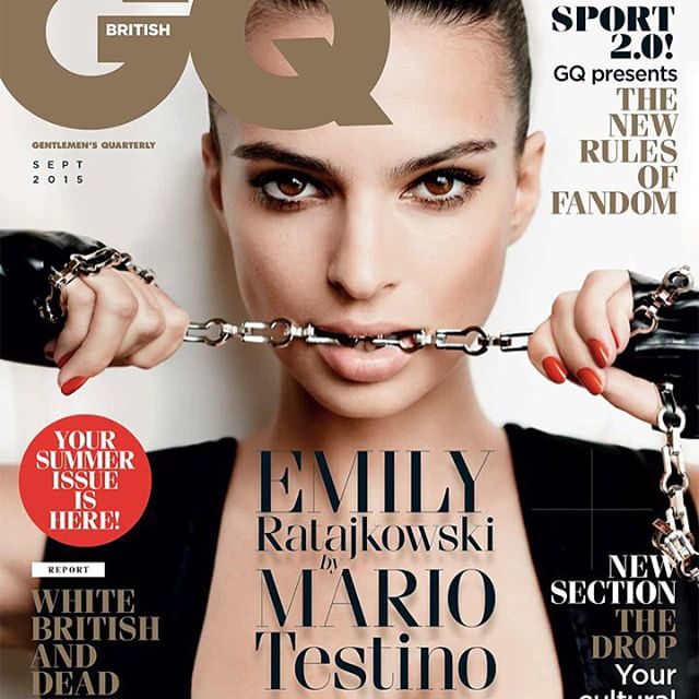 New British GQ cover with the dream team! Shot by the incredible @mariotestino and styled by my favorite @kegrand @ctilburymakeup @hairbychristiaan