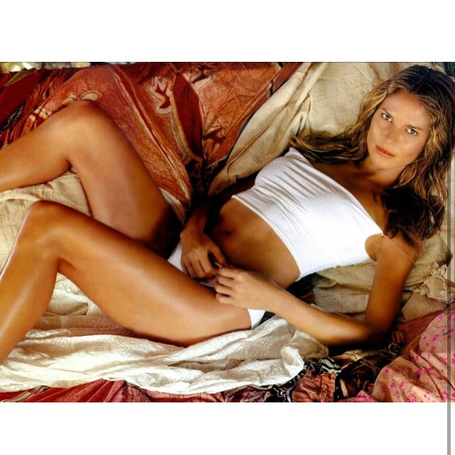Photo Blast From the Past: Fun in the sheets with Sports Illustrated!