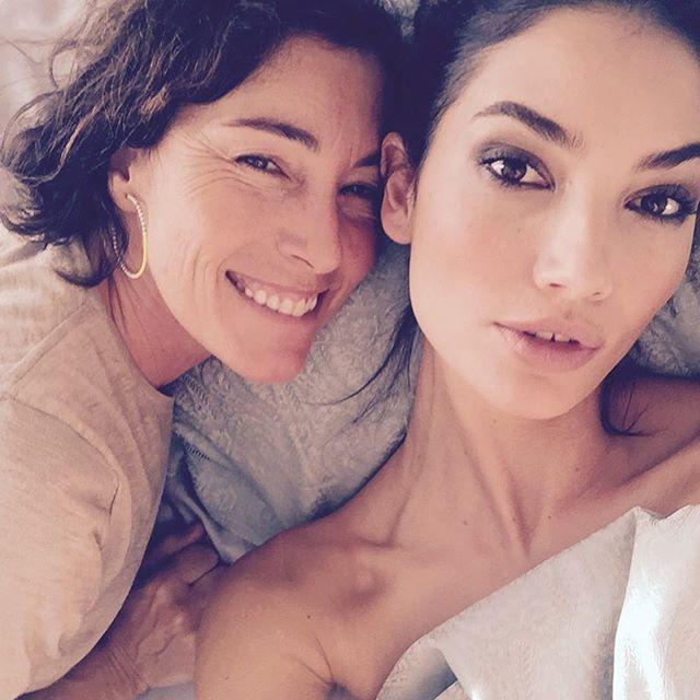 @VictoriasSecret with my Italian Sista @FulviaFarolfi