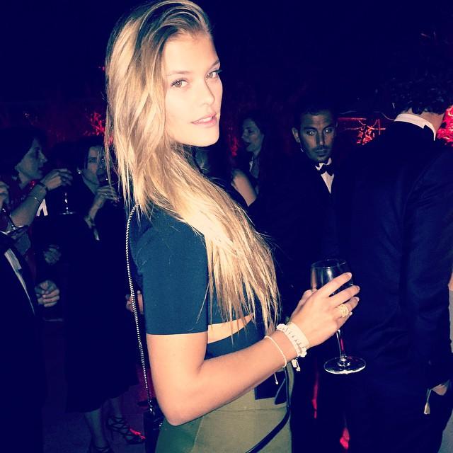 Night out in Cannes regram @elite_paris