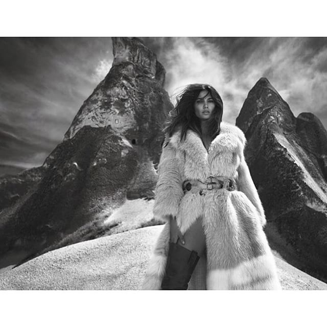 Mert & Marcus for Vogue Paris @mertalas @macpiggott Styled by @emmanuellealt Hair by @1malcolmedwards Makeup by @thevalgarland #Cappadocia #Turkey #Love @VogueParis