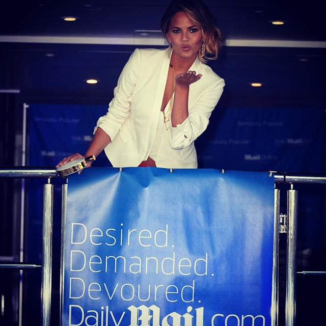 Had an amazing time on the @Dailymail and @Mailonline yacht in Cannes! #seriouslypopular