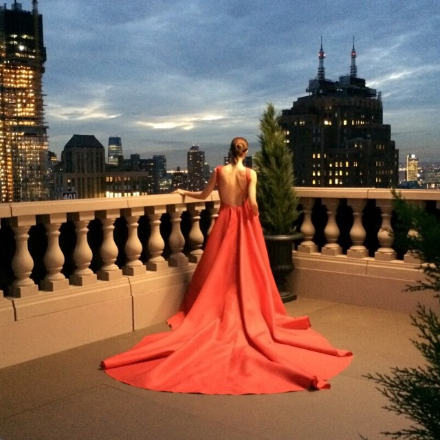 Magic in Manhattan @HouseOfHerrera #CH #ArtOfSeduction