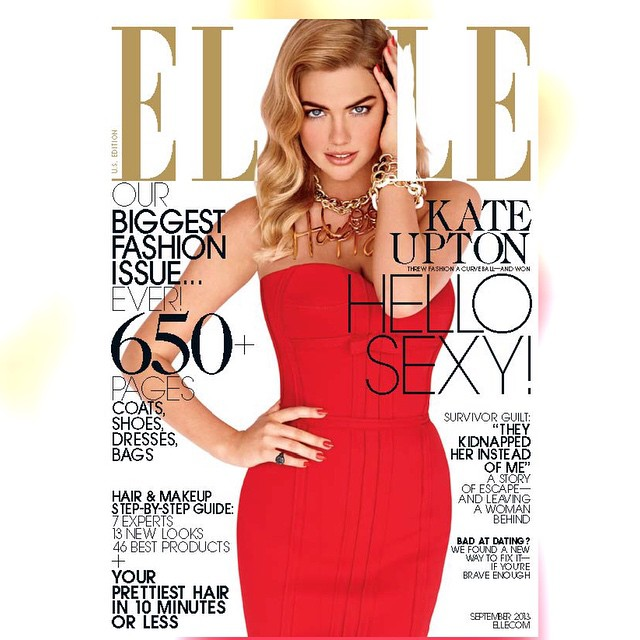 #tbt Reminiscing my @ElleUSA Cover! Happy 30th Anniversary! #ELLEat30