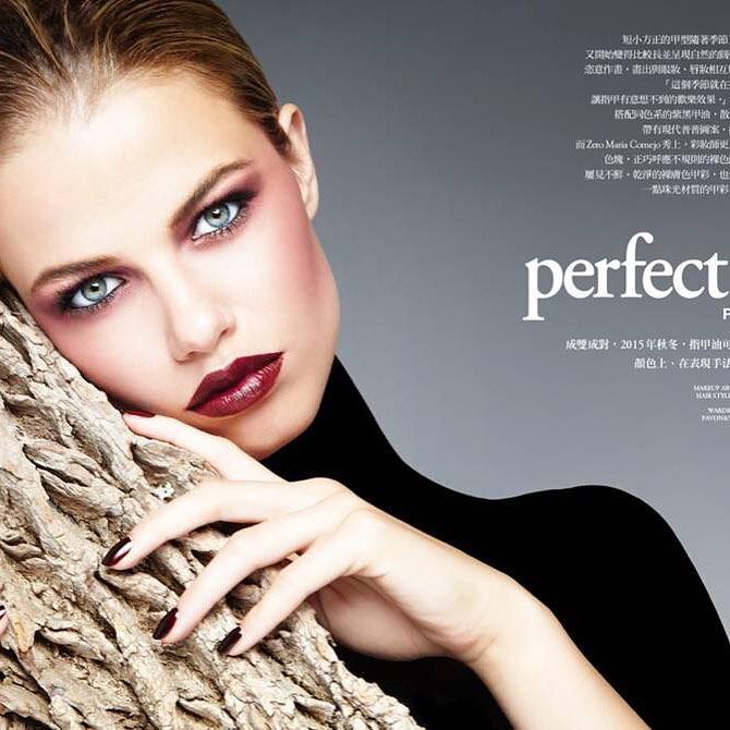 Vogue Taiwan beauty story by @enriquevegaphoto