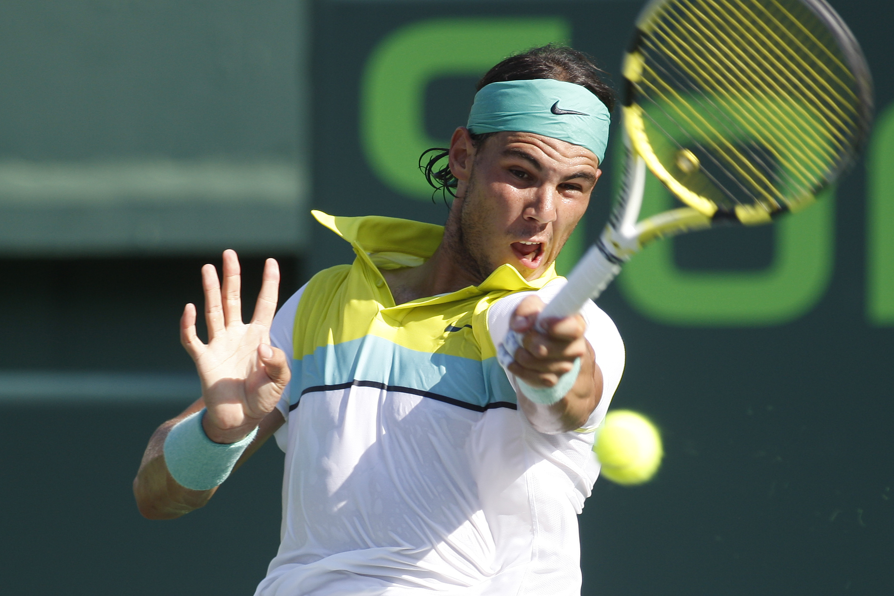 At this point it became clear that collars were not going to work on Rafa.